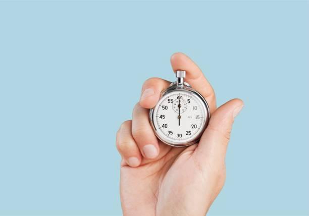 tijd. - stopwatch stockfoto's en -beelden