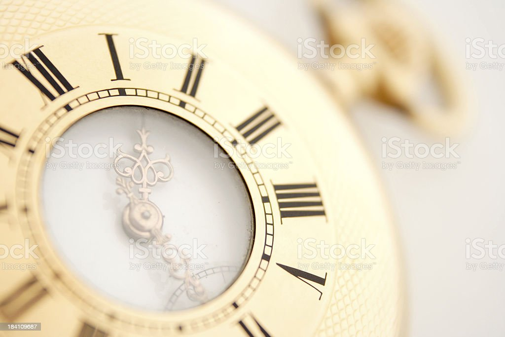 Time piece royalty-free stock photo