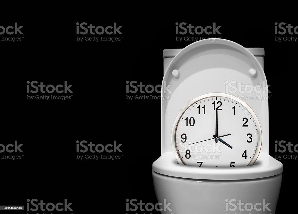 time sleeps away stock photo