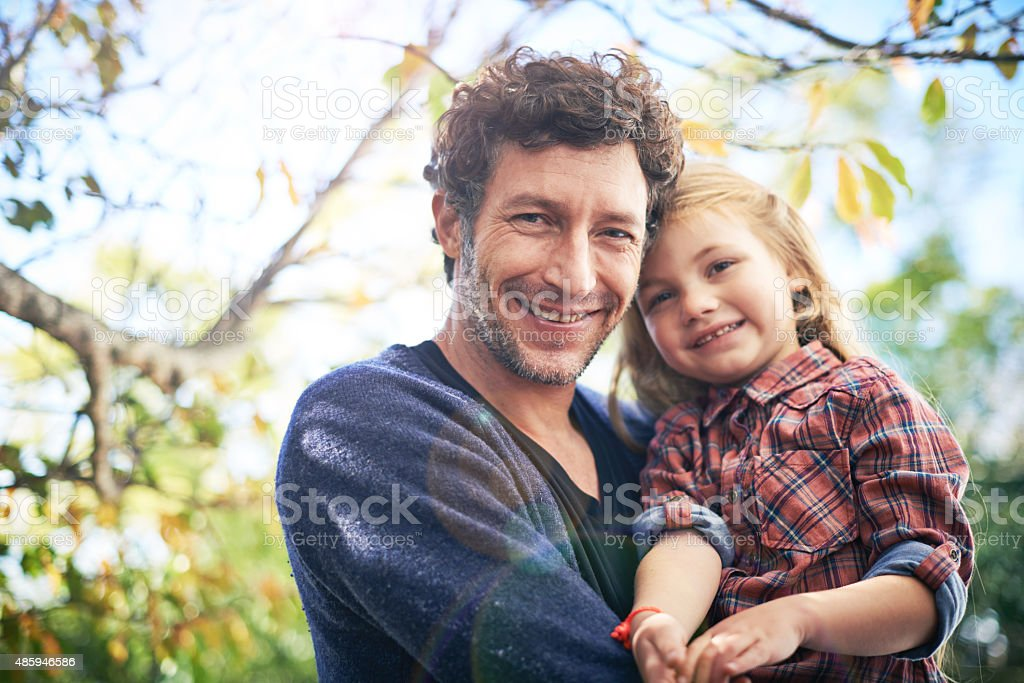 Time spent with family is never wasted stock photo