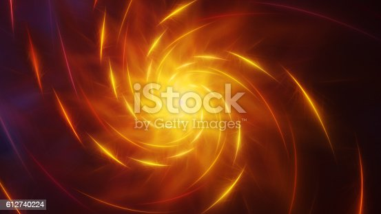 616254646istockphoto Time Spiral. Whirlpool universe. 612740224