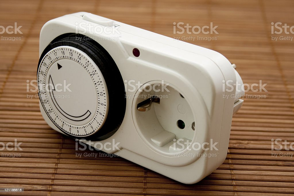 Time timer stock photo