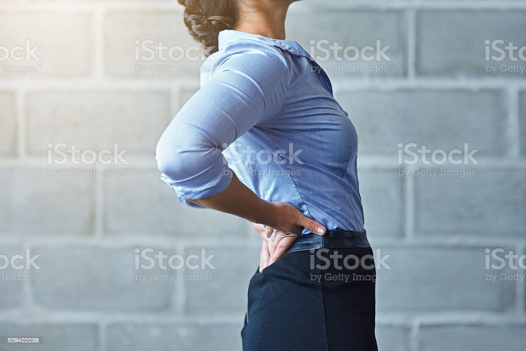 Time to book an appointment for a massage stock photo
