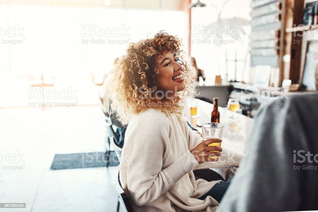 Time to chill and have fun stock photo