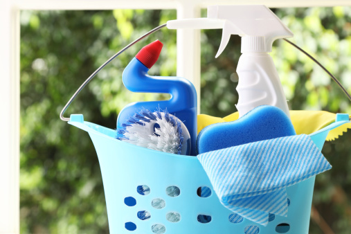 Time To Clean Stock Photo - Download Image Now