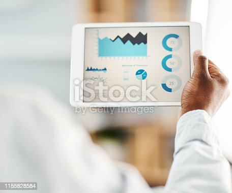 960164282 istock photo Time to consider some of the stats 1155828584