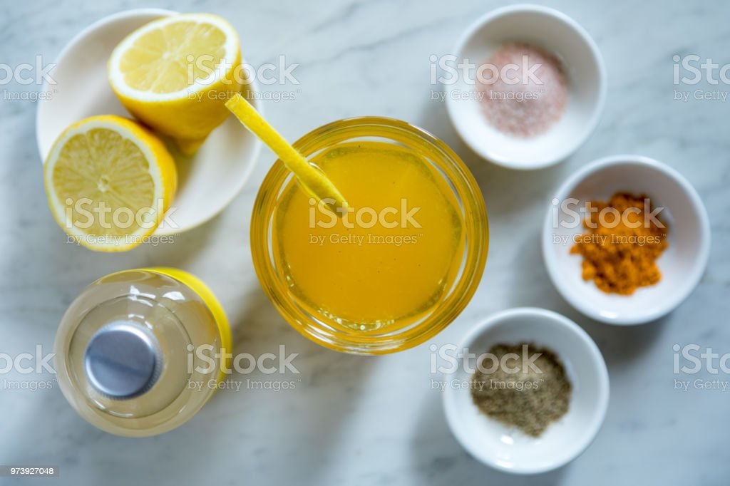 Time to Detox and Get Healthy stock photo