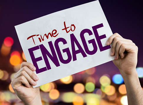 istock Time to Engage 861314870