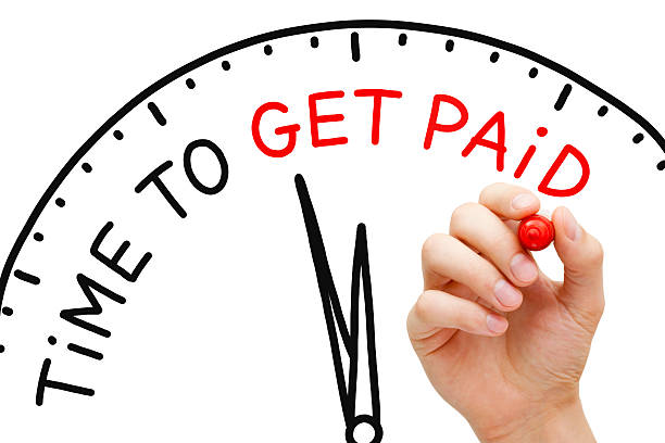 time to get paid - paid stock pictures, royalty-free photos & images
