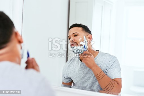 istock Time to get rid of this beard 1165722096