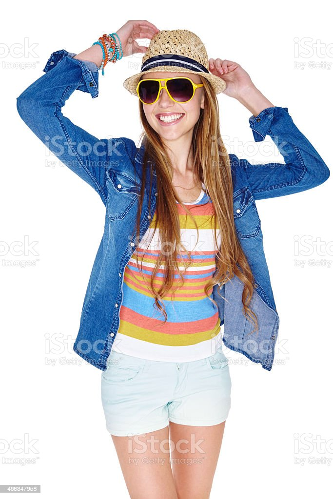 Time to have some summer fun royalty-free stock photo