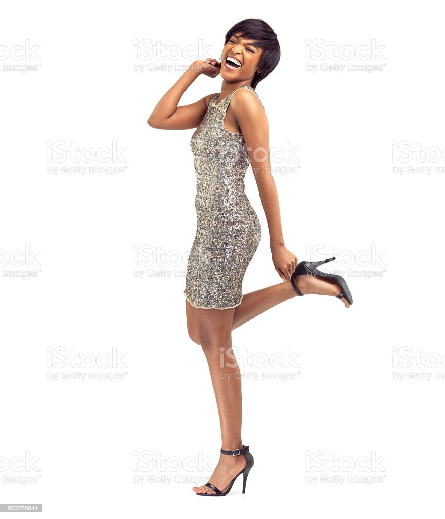 Time to hit the town! stock photo