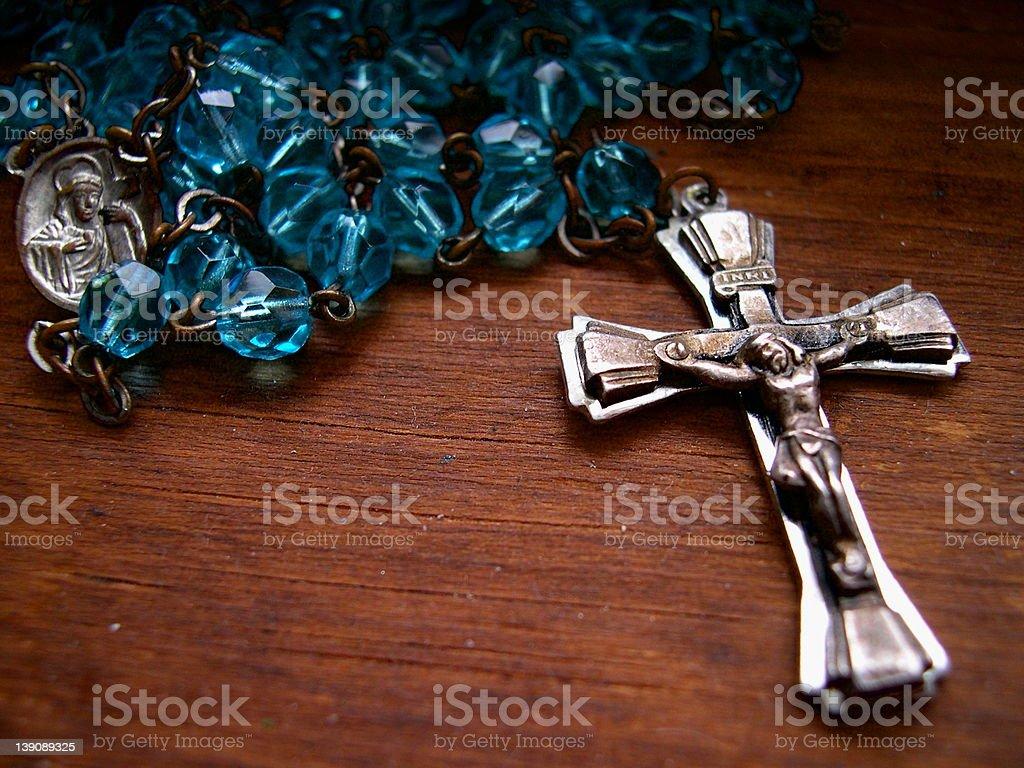 Time to Pray stock photo