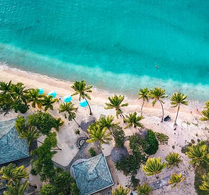 Mayreau Island, Saint Vincent and The Grenadines