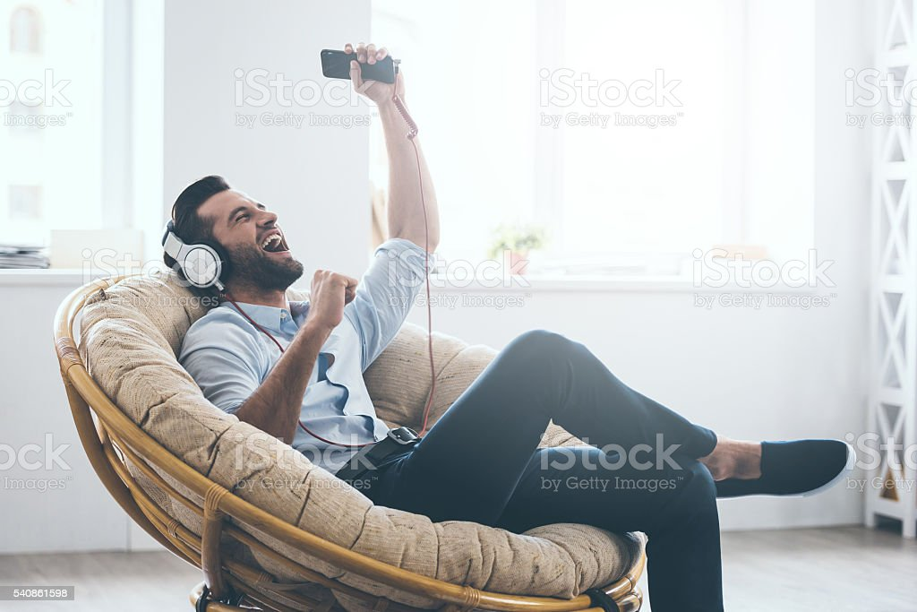 Time to relax. royalty-free stock photo