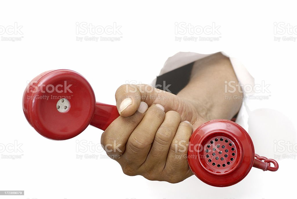 time to ring royalty-free stock photo