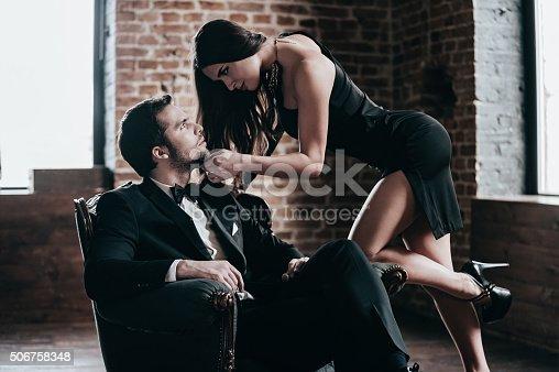 istock Time to seduce. 506758348