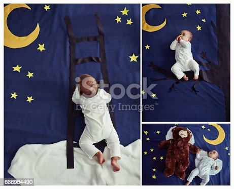 istock Time to sleep, time to dream 666984490
