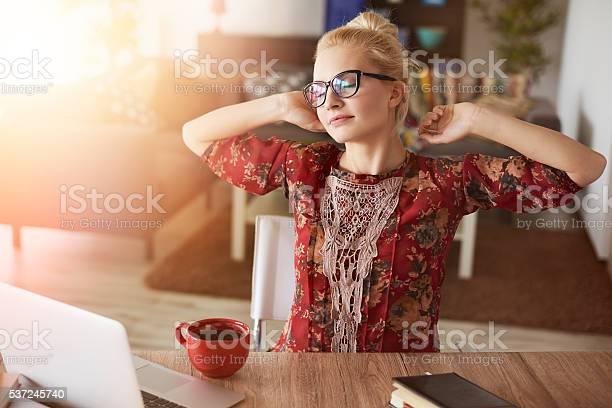 Zeit Für Einen Neuen Tag Stockfoto und mehr Bilder von Arbeiten