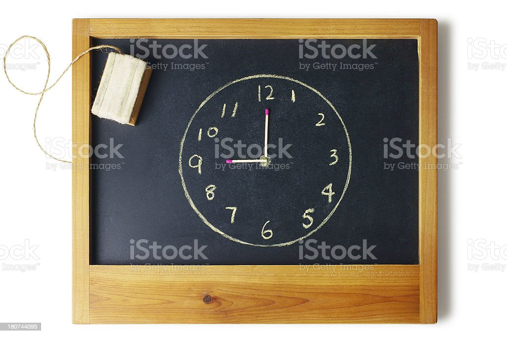 Time to Study stock photo