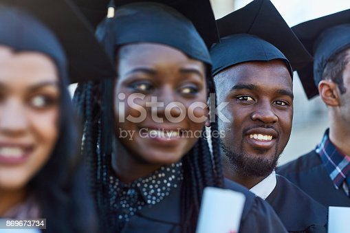 istock Time to take our dreams further 869673734