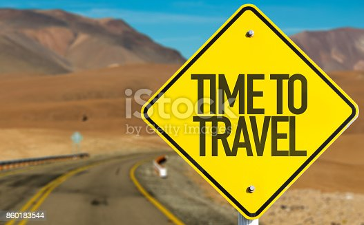 istock Time to Travel 860183544