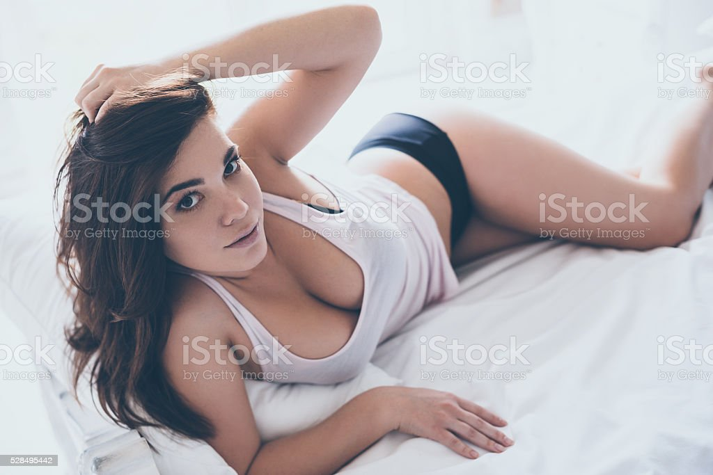 Time to wake up! stock photo