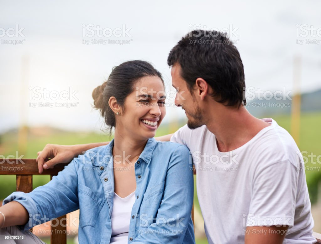 Time together is time well spent royalty-free stock photo
