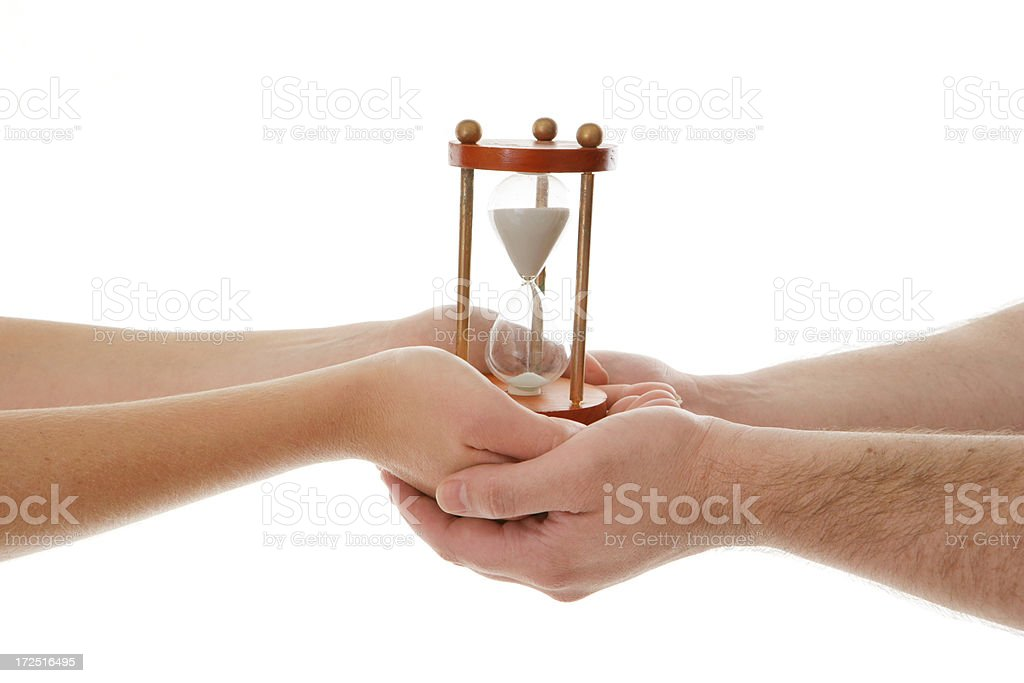 Time Together royalty-free stock photo
