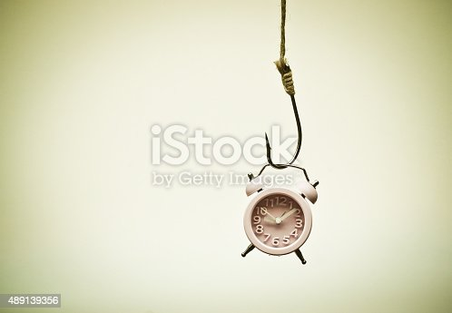 istock Time trap 489139356
