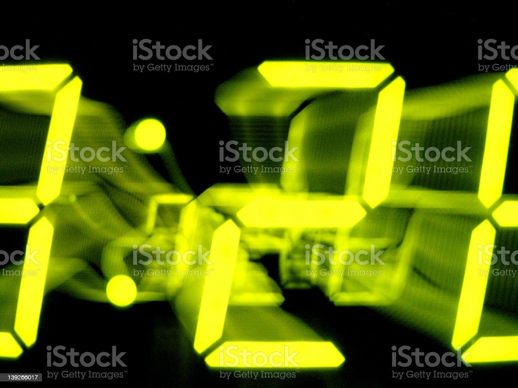 Time Travel royalty-free stock photo