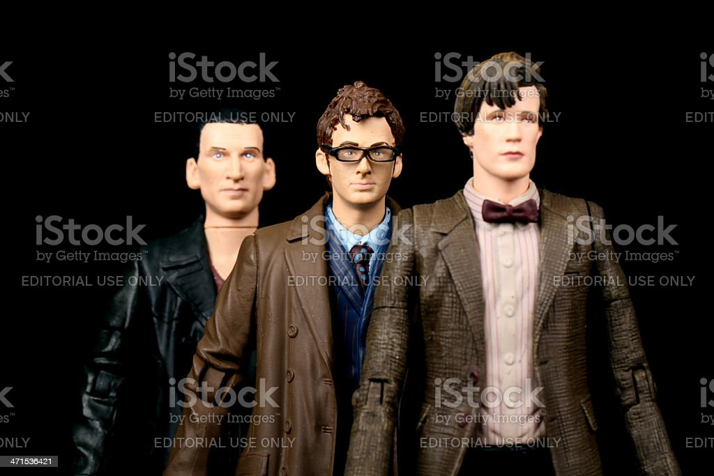 Time Travelling Trio royalty-free stock photo
