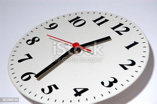 istock Time Twelve Thirty 92496245