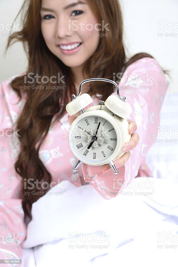 Time up royalty-free stock photo