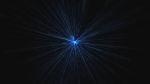 time warp, reisen in dunklen unbekannten raum, 3d rendering computergenerierten hintergrund - tunnelkamin stock-fotos und bilder