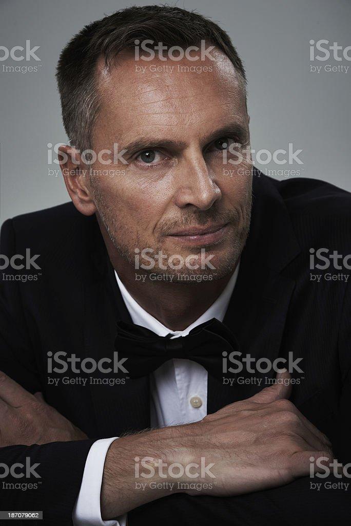 Timeless elegance royalty-free stock photo