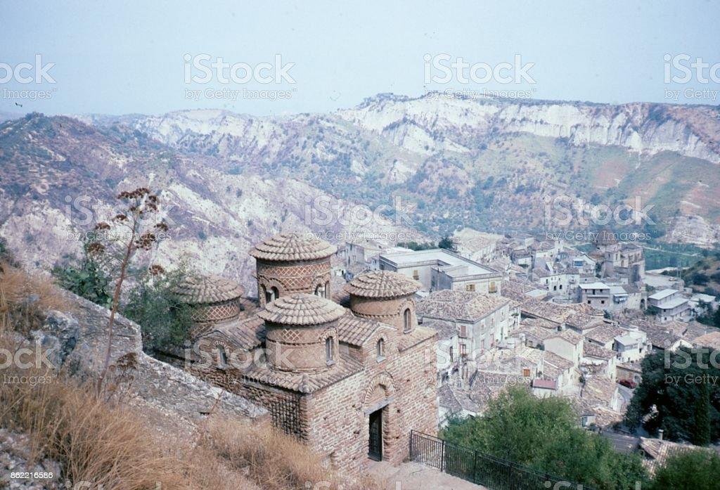 Timeless landscape - foto stock