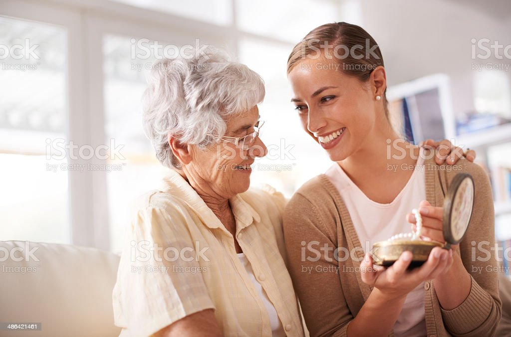 Timeless memories stock photo