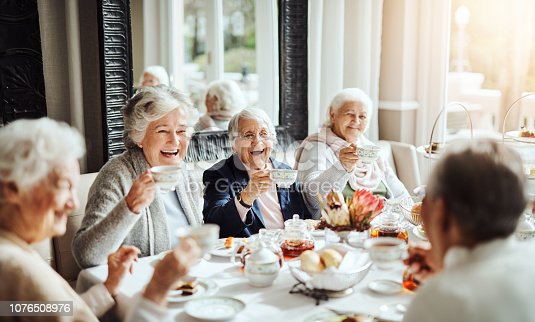 1053414472istockphoto Timeless traditions with timeless friendships 1076508976
