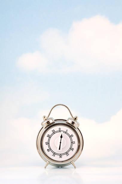 Timer in den Himmel – Foto