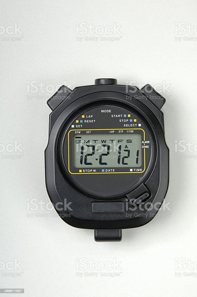 timer stock photo