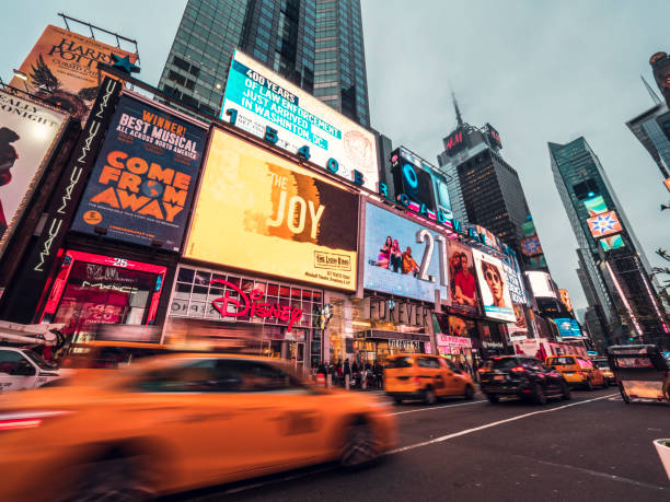 Times Square in New York City – Foto