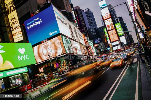 istock Times Square in New York City 1165878131
