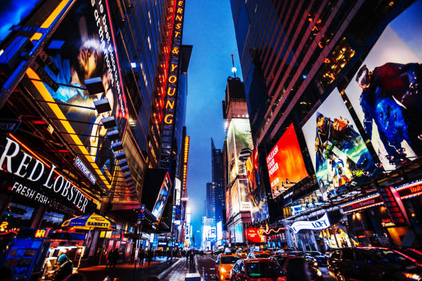 Times Square, New York City – Foto