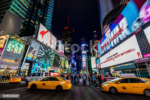 istock Times Square New York City 528500632