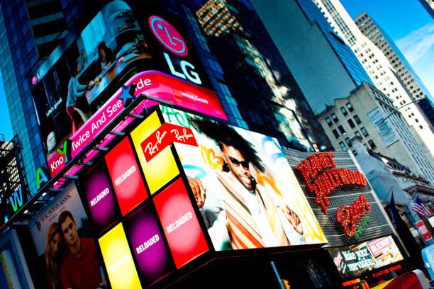Times Square, à New York - Photo