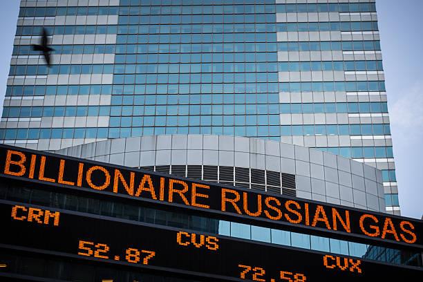 times square nyc billboard morgan stanley - morgan stanley stock-fotos und bilder