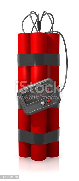 istock Times Up 471073105