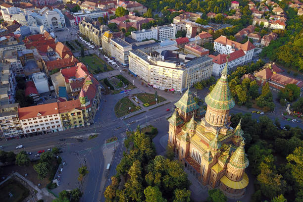 Antenne, Timisoara Rumänien – Foto