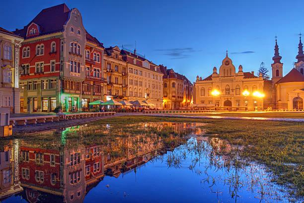 Timisoara, Rumänien – Foto